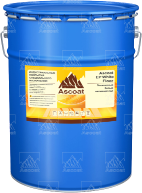 Ascoat EP White Floor